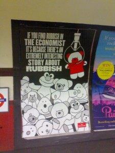 Economist-Werbung
