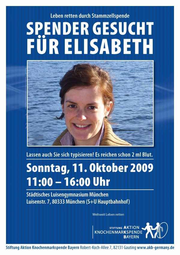 Typisierungsaktion-München_Plakat